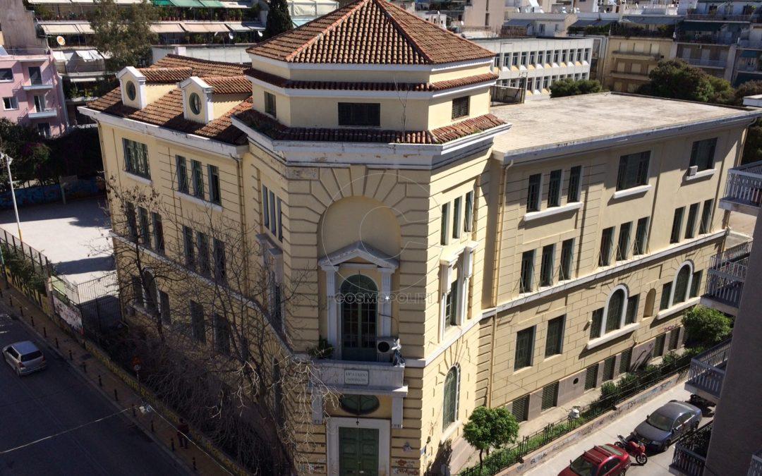 Ένα ιστορικό κτήριο της γειτονιάς μετατρέπεται για πρώτη φορά σε γκαλερί