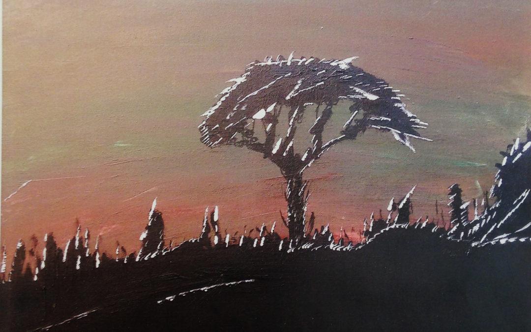Πρόσκληση στην έκθεση ζωγραφικής του Yasar Demir, εργαζόμενου στο Αρχιπέλαγος