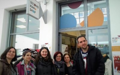 Job Shadow Day / Εργασία Μαζί: Μια δράση της Ελληνικής Εταιρίας Υποστηριζόμενης Εργασίας σε συνεργασία με την ΠΕΨΑΕΕ και το «Αρχιπέλαγος»