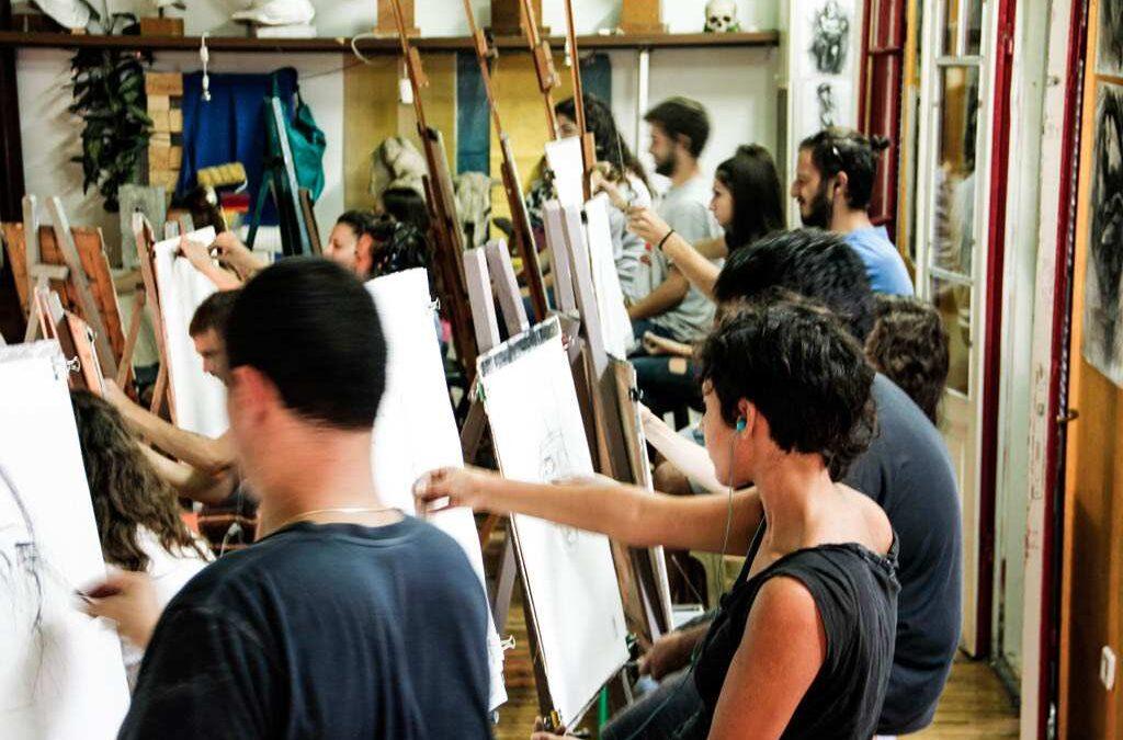 Ανωτάτη Σχολή Καλών Τεχνών και κοινωνική επιχειρηματικότητα.